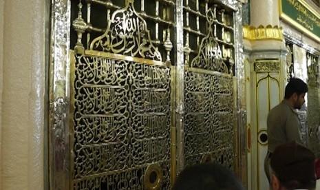 Read more about the article Benarkah Makam Rasulullah Akan Dipindahkan?