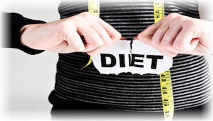 Alasan Penyebab Diet Gagal Menurunkan Berat Badan