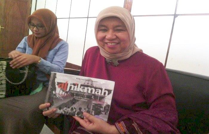 Owner Wardah, Istiqomah Membangun Kosmetik Halal