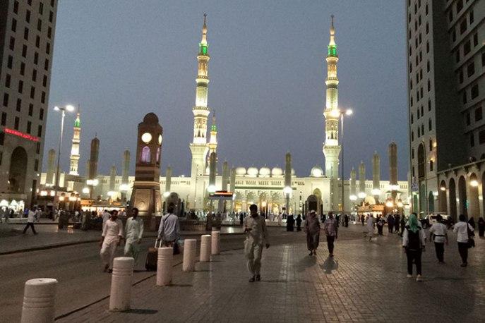 Penataan Kota Islami Sebagai Sunnah Rasulullah