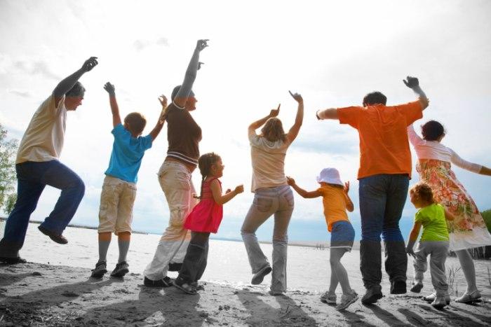 Ide Permainan Anak dalam Acara Family Gathering