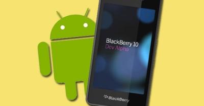 Cara Instal Aplikasi Android di Blackberry