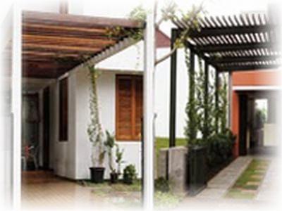 Cara Menata Carport Simpel Desain Fasad Rumah