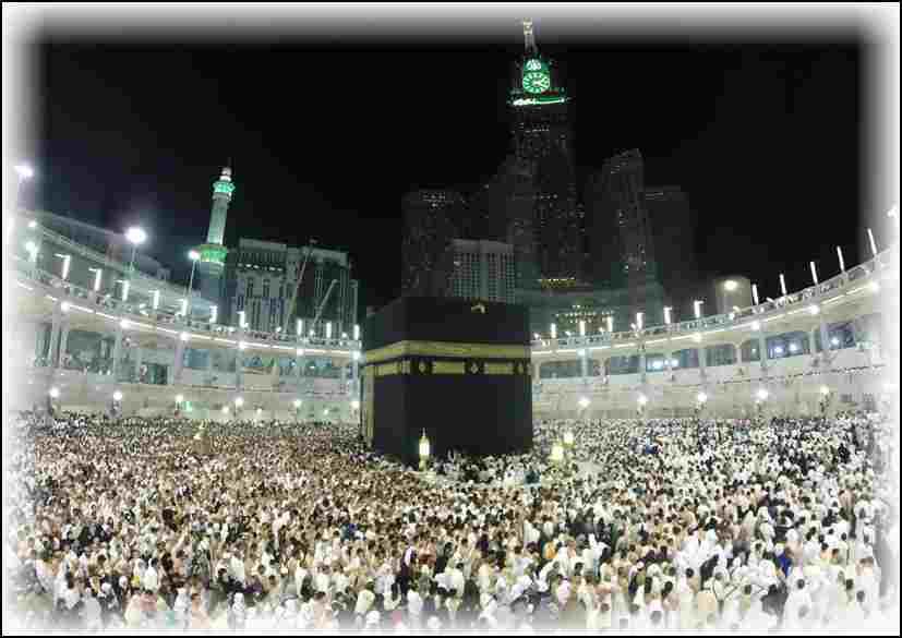 Rahasia Besar Kabah Kiblat Umat Islam