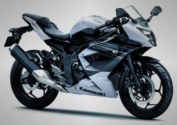 Kawasaki Ninja RR Mono 250 Lebih Bertenaga