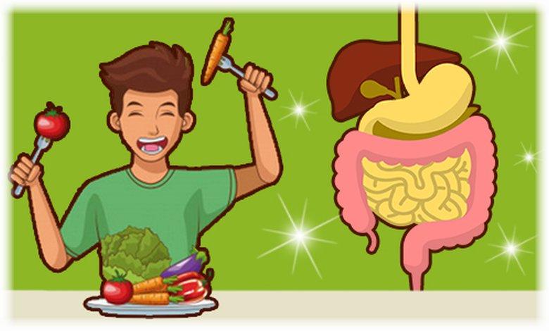 Makanan Pengganggu Sistem Pencernaan