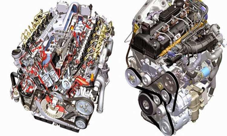 Inilah Perbandingan Mesin Bensin dan Mesin Diesel
