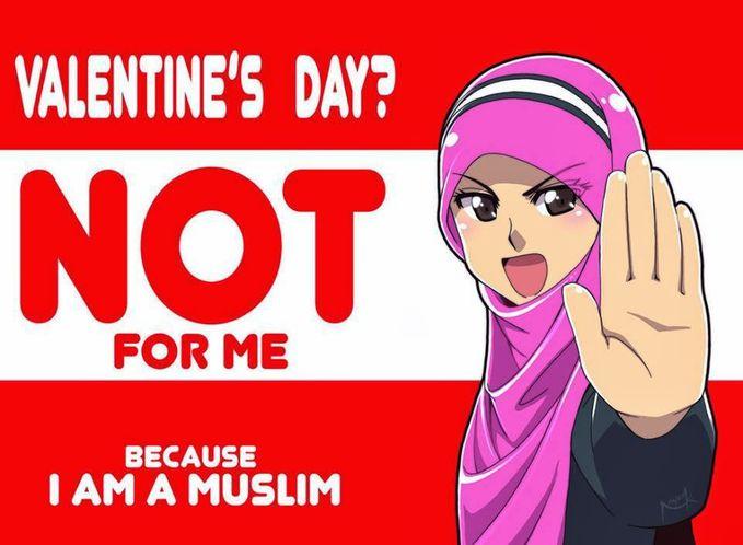 Valentine Haram Hari Mesum Anak Muda