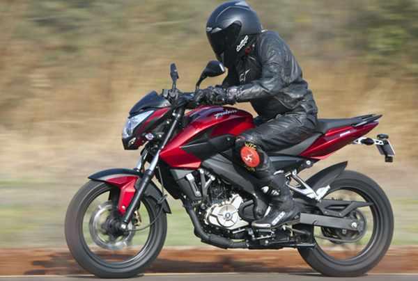 Performance Kawasaki Pulsar Motor Sport Gaya India