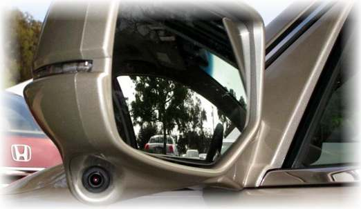 Sebentar Lagi Semua Kaca Spion Diganti Kamera