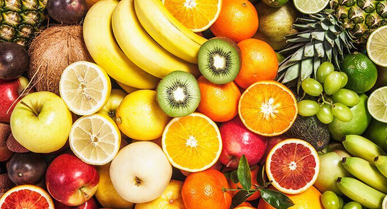 Warna Buah dan Manfaatnnya Bagi Kesehatan